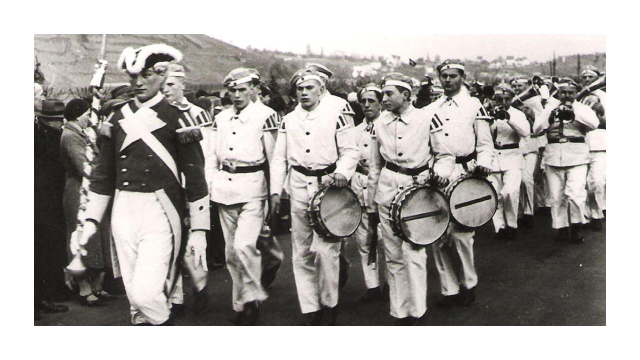 Spielmannszug 1938
