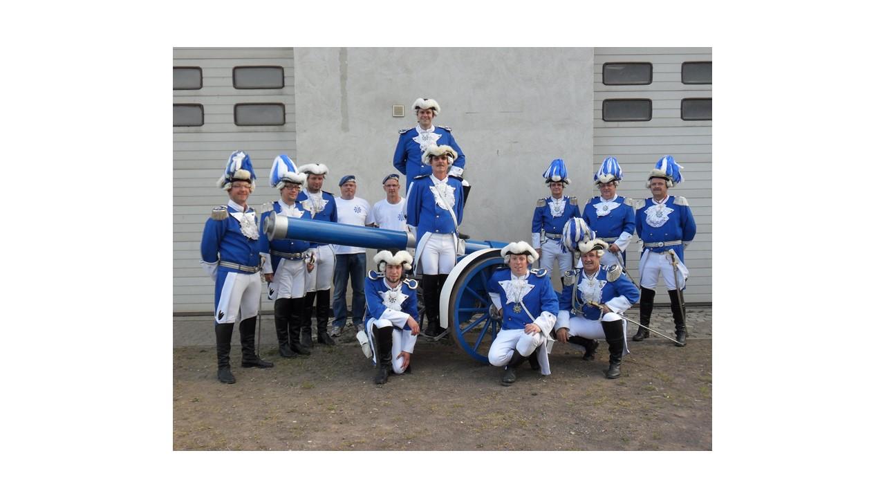 Kanonenbesatzung 2010