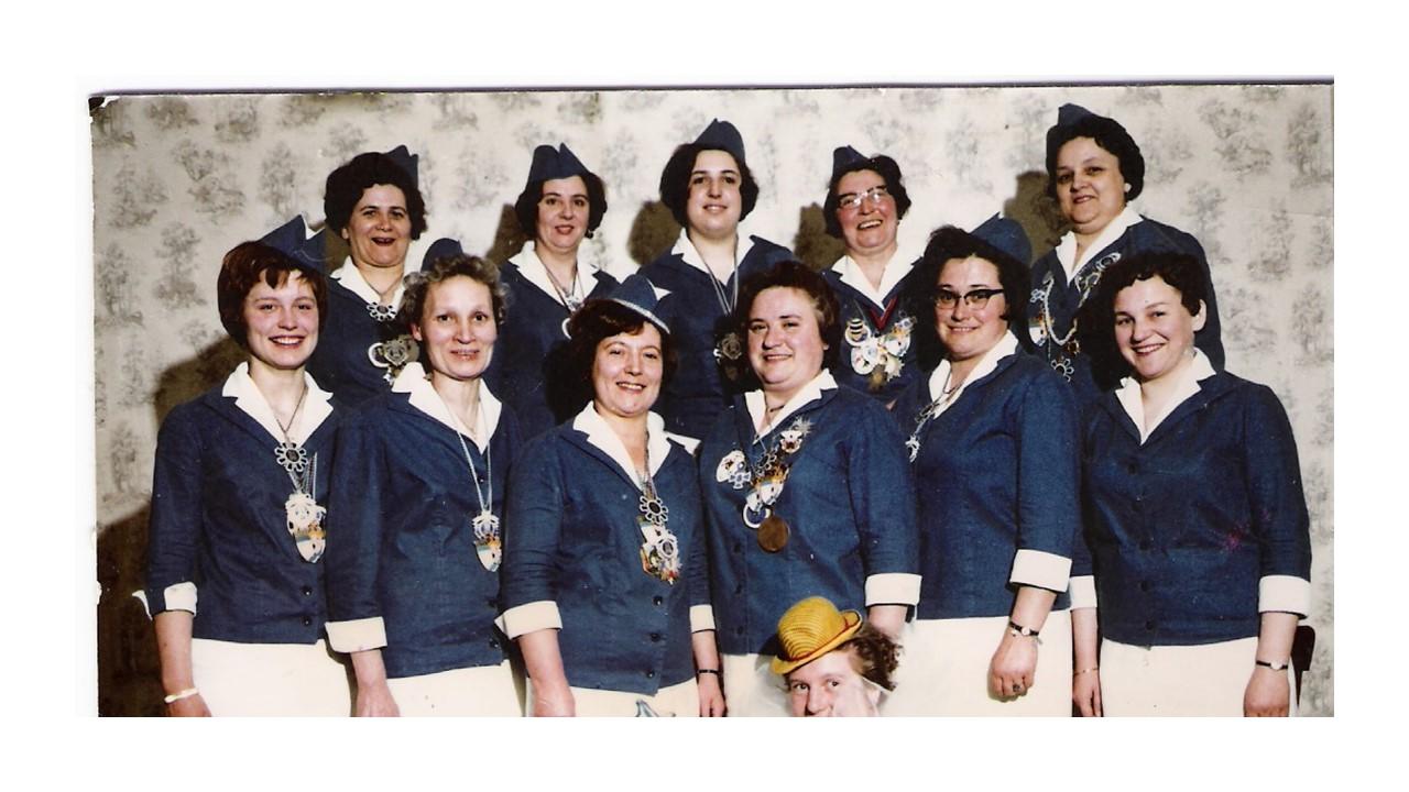 Damenkomitee 1968